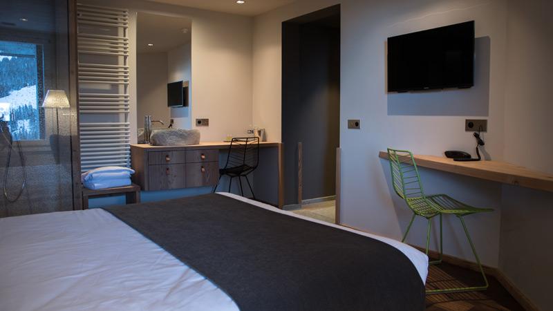 Chambre classique premium - Hôtel Lapiaz