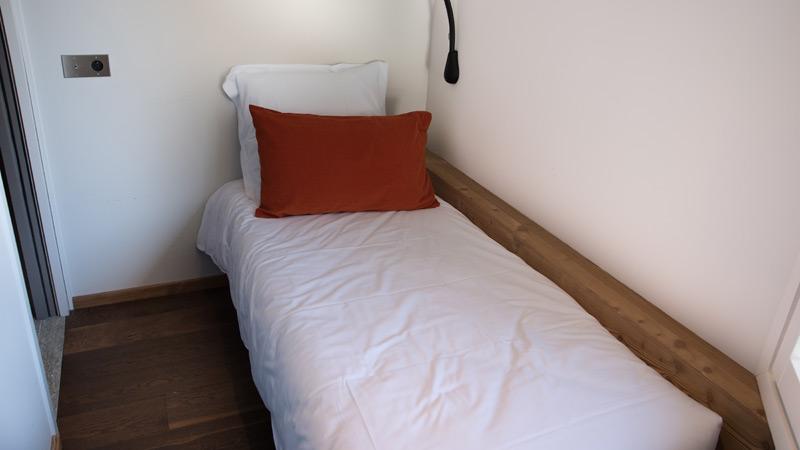 Chambre triple - Chambre lit simple