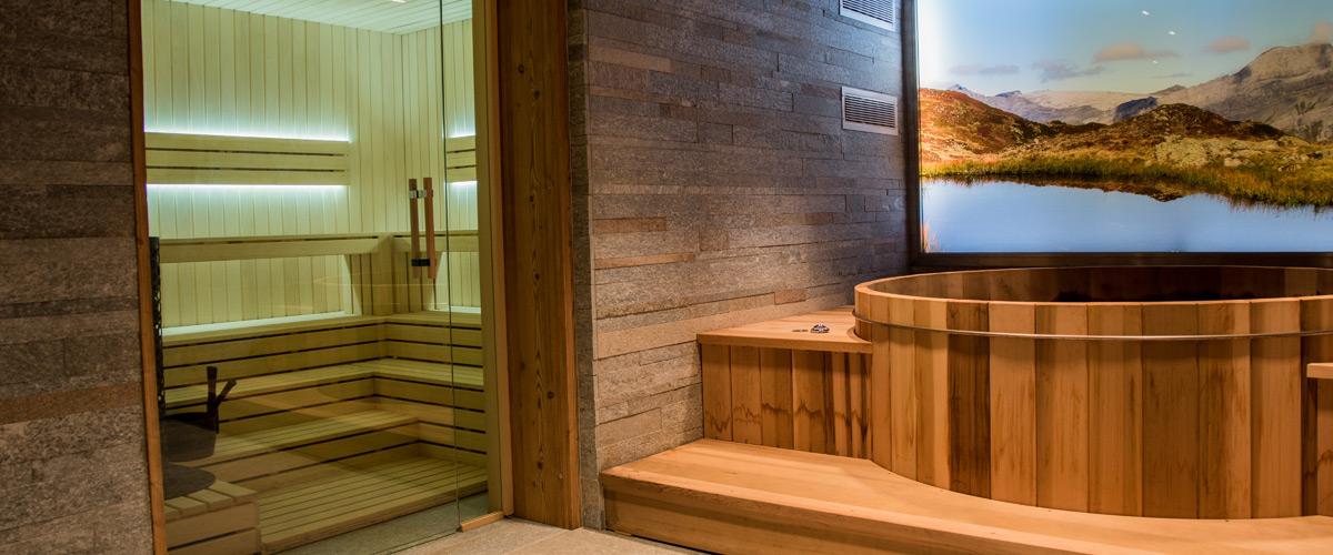 Hôtel restaurant Lapiaz à Flaine - Jacuzzi et Sauna